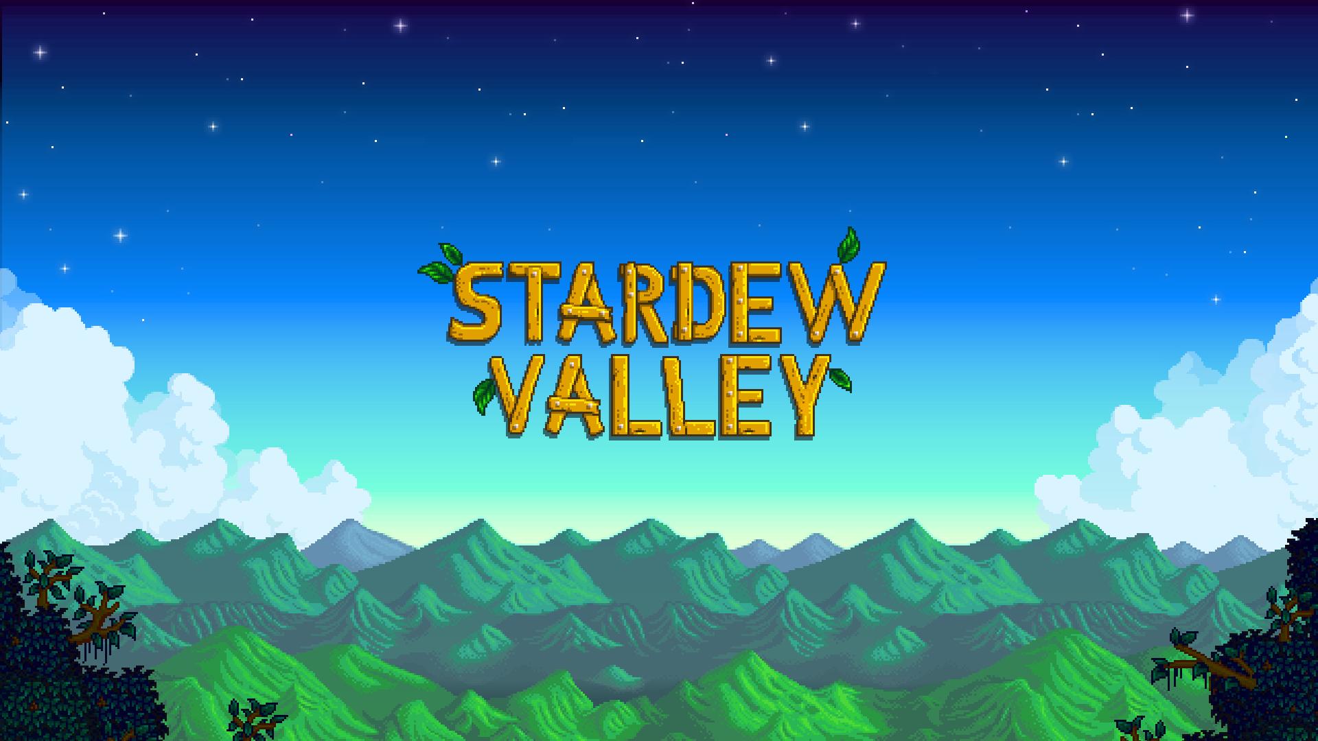 stardew valley, best nintendo switch indie games, top 10