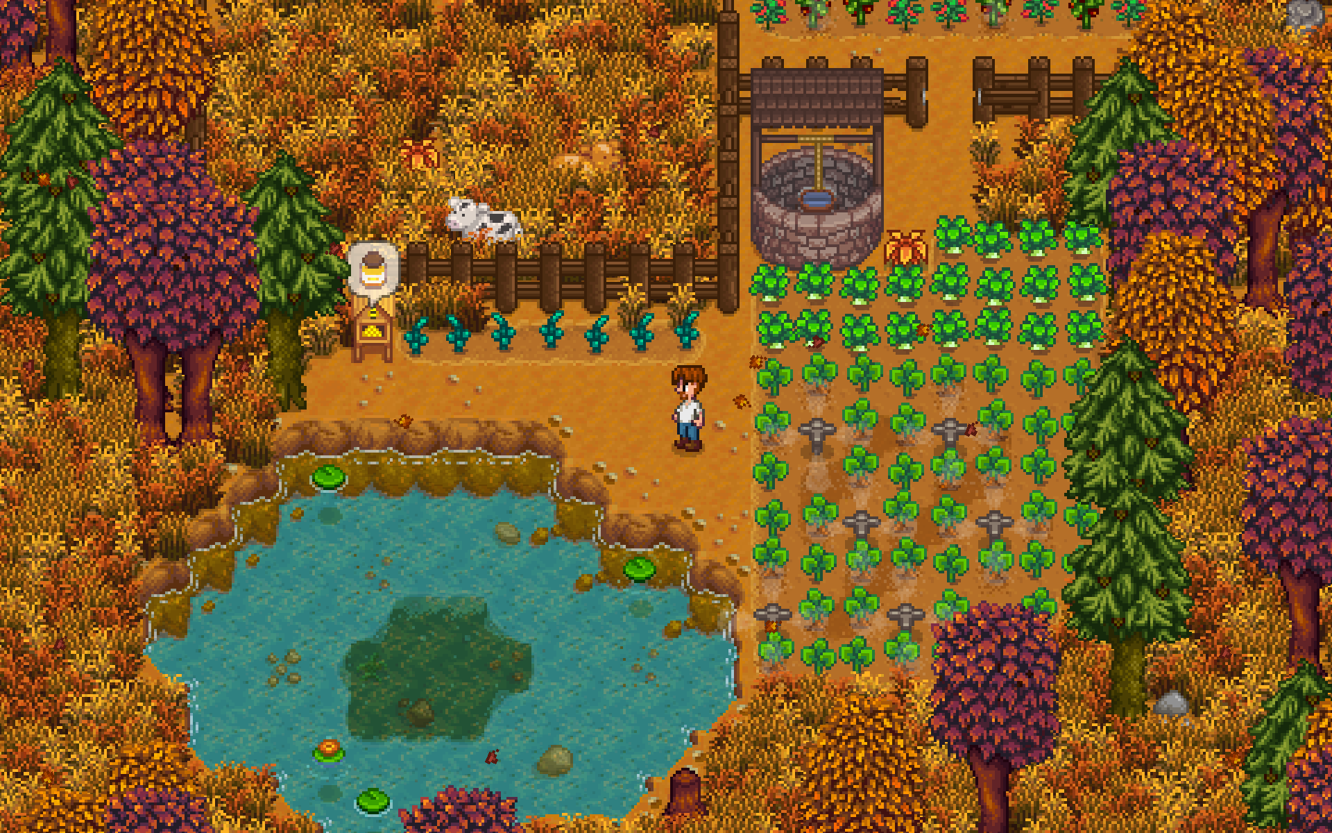 Stardew Valley Dev Update 10